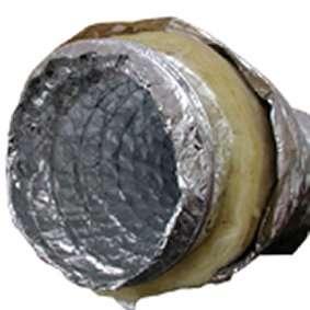 flex hadica izolovaná priemer 125 mm